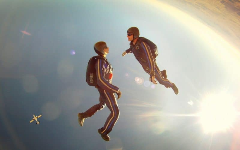Skoki na adrenalinie