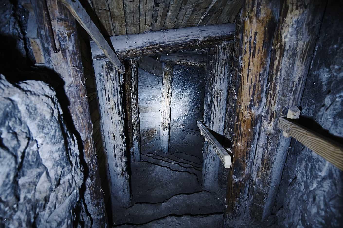 Najstarsza kopalnia soli kamiennej w Polsce